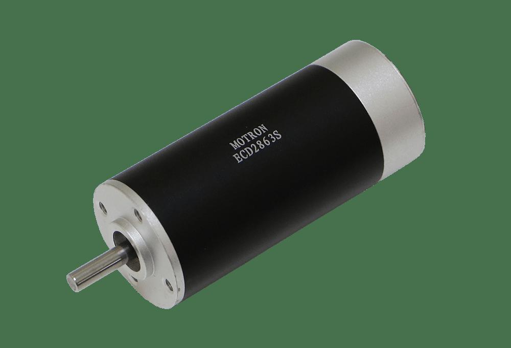 スロットレスブラシレスモータ ECDシリーズ 駆動回路内蔵型