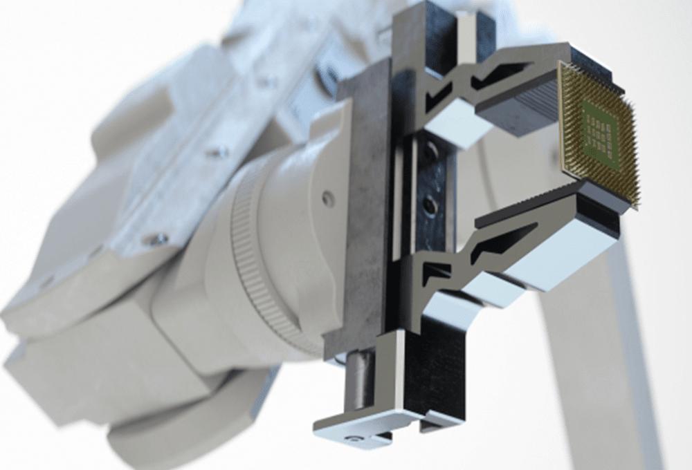 実装箇所:産業機械用ロボットアーム 等