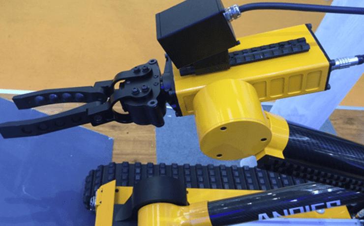 産業機械用ロボットアーム 等