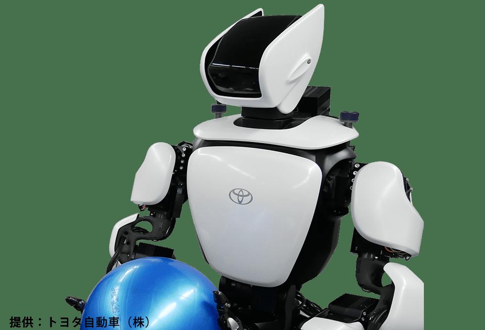 トヨタ自動車ヒューマノイドロボット「T-HR3」への採用から考える新しいモータの世界